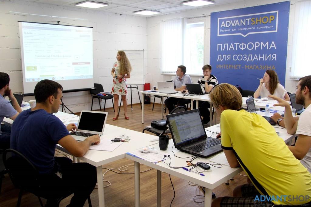 Обучение партнеров AdvantShop